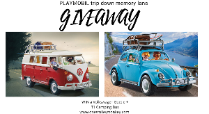 PLAYMOBIL Classic Cars Giveaway