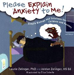 Please Explain Anxiety to Me (book)