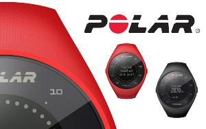 Polar GPS watch