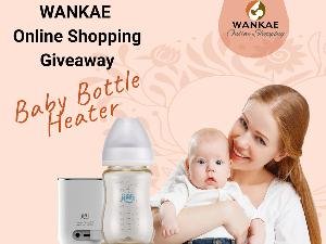 """Portable USB Charging Baby Milk Bottle Warmer for Caring Mothers"""""""