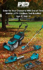 Powered for Anything - Fall Cleanup Giveaway