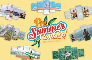 Pre Summer Contest by Panelwallart