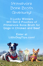 Primalvore Bone Broth For Dogs Giveaway