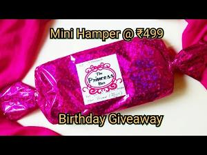 Princess Box Mini Hamper