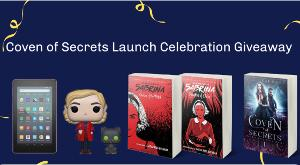 Prize Pack Includes: Kindle Fire 7, Chilling Adventures of Sabrina Funko Pop! Figure With Sabrina & Salem, Season of the Witch ...+ more...