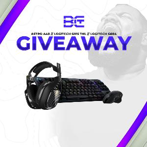 Prize(s): ​Logitech G915 Wireless Keyboard, Logitech G604 Wireless Mouse & Astro A40 TR Gaming Headset!!
