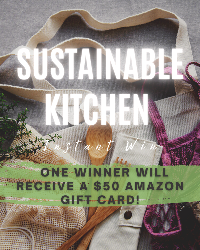 Prizes: 100% Natural Jumbo Coconut Bowl; Aristomache Beeswax Wraps and Silicone Lids; The Silicone Kitchen Oven Baking Mats; $50 Amazon Gift Card! Spin to win daily!