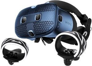 Prizes = 2 x HTC VIVE COSMOS (MSRP $699.99 Each) & 2 x EVGA GeForce RTX 2060 XC BLACK GAMING (MSRP $369.99 Each)