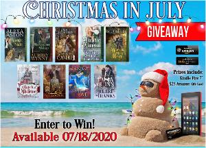 Prizes include a Kindle Fire 7 & $25 Amazon gift Card!