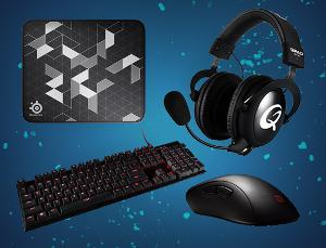 Pro Gaming Gear Bundle