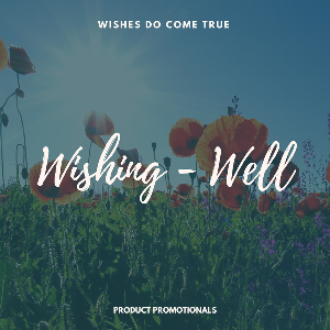 Product Promotionals Wishing Well Giveaway!