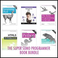 Programmer Book Bundle Giveaway