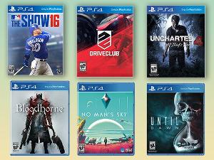 PS4 Gaming Prize Package Giveaway!