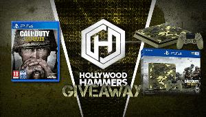 PS4 Limited Edition Call of Duty: WWII Bundle