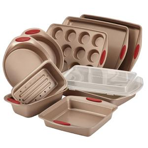 Rachael Ray 10-Piece Bakeware Set (ARV $95)
