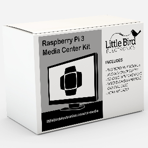 Raspberry Pi 3 Media Server October Giveaway