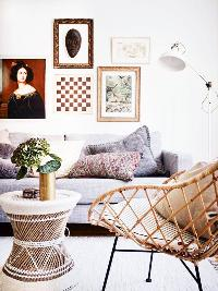 Rattan Chair Giveaway with Furniture Maison