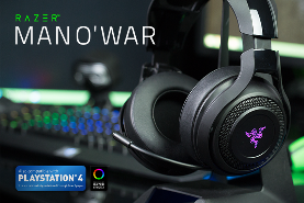 Razer ManO'War 7.1 Wireless Gaming Headset