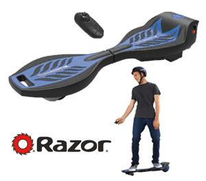 Razor Ripstik Electric Caster Board Giveaway!