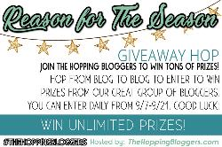 Reason for the season hop blog button