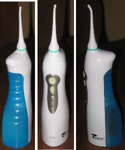 Rechargeable Oral Irrigator ToiletTree