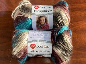 Red Heart Boutique Unforgettable Yarn Bundle Giveaway