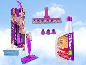REJUVENATE MOP SYSTEM & CLEANING PRODUCTS PACKAGE