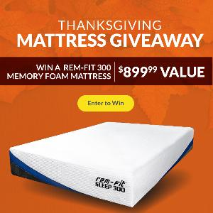 REM-Fit Sleep 300 Mattress