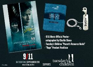 Remembering 911 Prize Pack