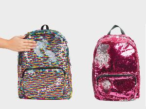 REVERSIBLE MAGICAL SEQUIN BACKPACK