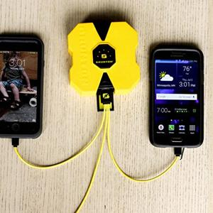Revolt XL powerbank from Brunton ($120)