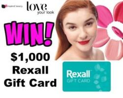 rexall gift card