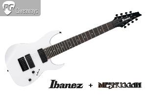 RG8 courtesy of Ibanez & Meshuggah ($551.10)