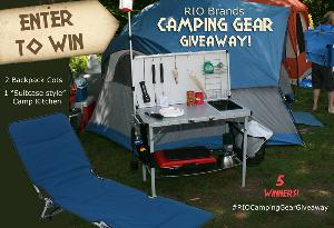 RIO Brands Camping Gear Giveaway