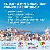 Road Trip Escape to Portugal