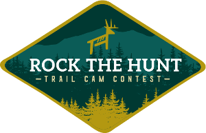 Rock The hunt trail cam contest