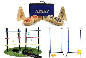 Rollors, Frizball & Bolaball Game Set ($180)