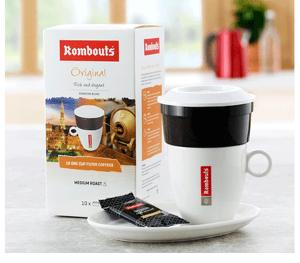 Rombouts coffee bundles Giveaway!