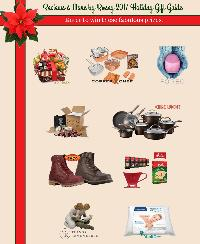 Rosey's 2017 Holiday Gift Guide and Giveaway