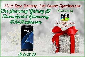 Samsung Galaxy S7 From Sprint Giveaway