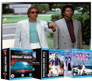Samsung HD Smart TV & Eighties box set Giveaway!