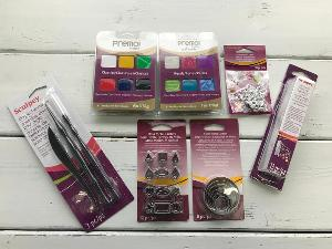 Sculpey Clay Bead Tool and Clay Set Giveaway