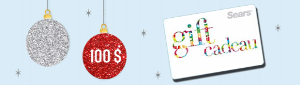 Sears gift card banner