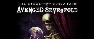 See the Avenged Sevenfold Canadian Tire Center!