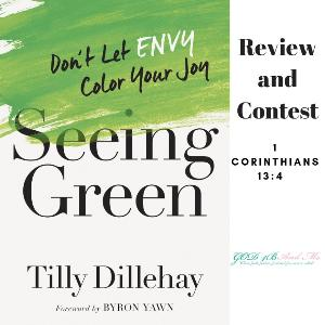 Seeing Green Book Contest