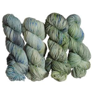 Semi-Precious Yarn Bundle Giveaway