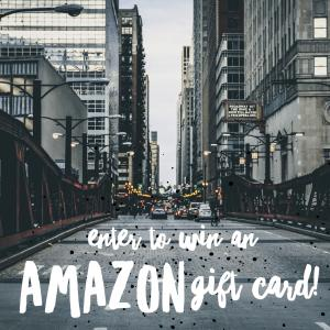 September $300 Amazon Giveaway!
