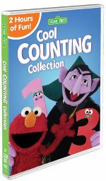 SESAME STREET: COOL COUNTING COLLECTION DVD