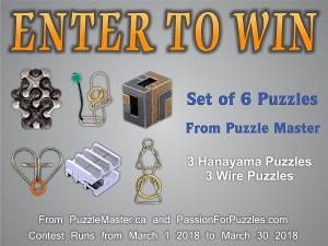 Set of Puzzles Giveaway
