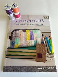 Sew Many Gifts Book and Thread Bundle Giveaway